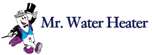 Mr. Water Heater CA Logo